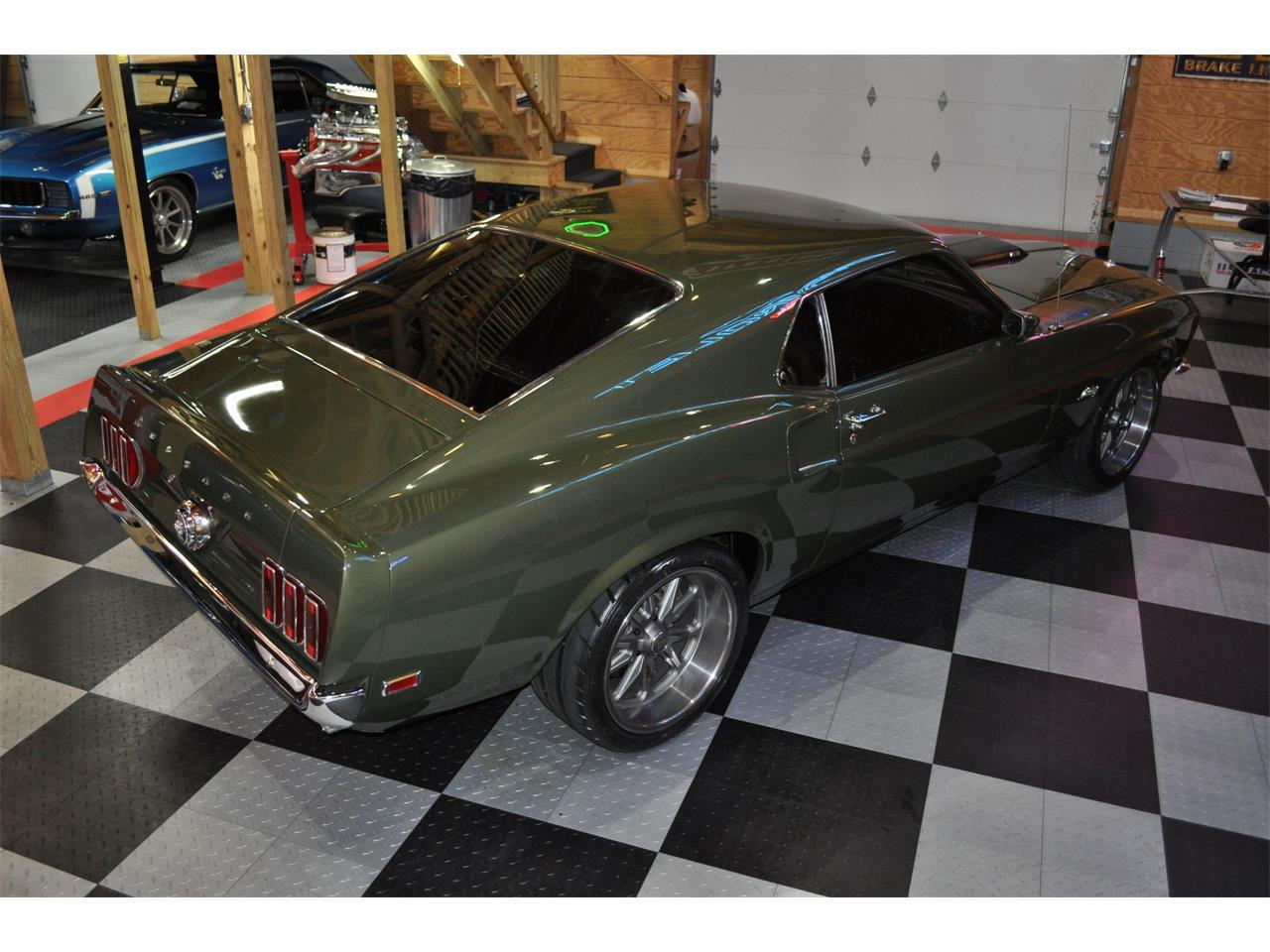 Large Picture of Classic 1969 Ford Mustang GT located in New Jersey - QNYA