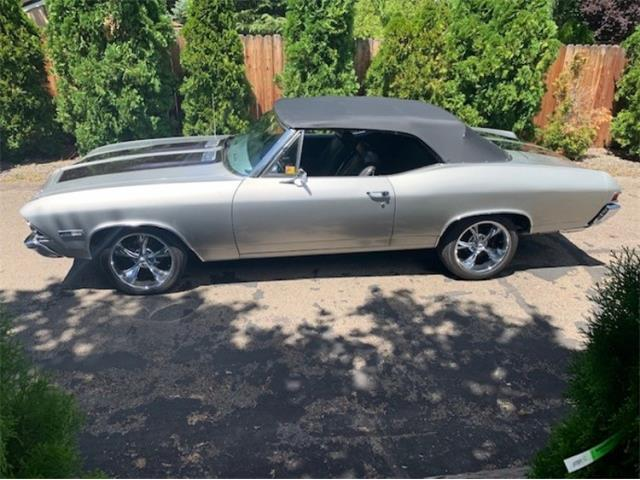 Picture of 1968 Chevrolet Chevelle located in Nevada Auction Vehicle Offered by  - QL3V