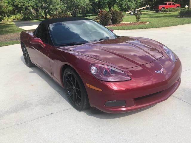 Picture of '08 Corvette - QNYY