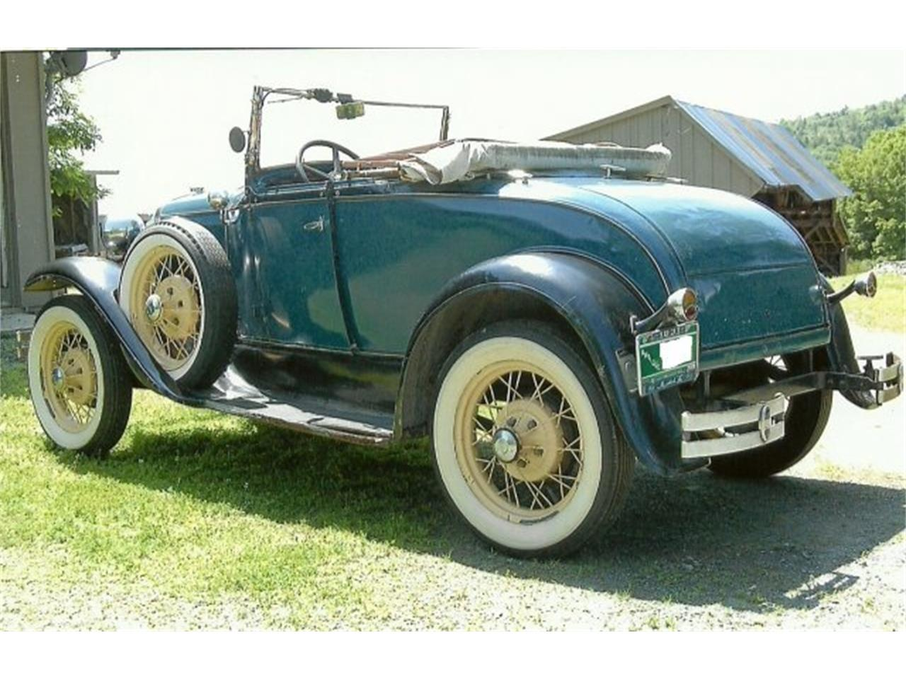Large Picture of '31 Model A - QL3Y
