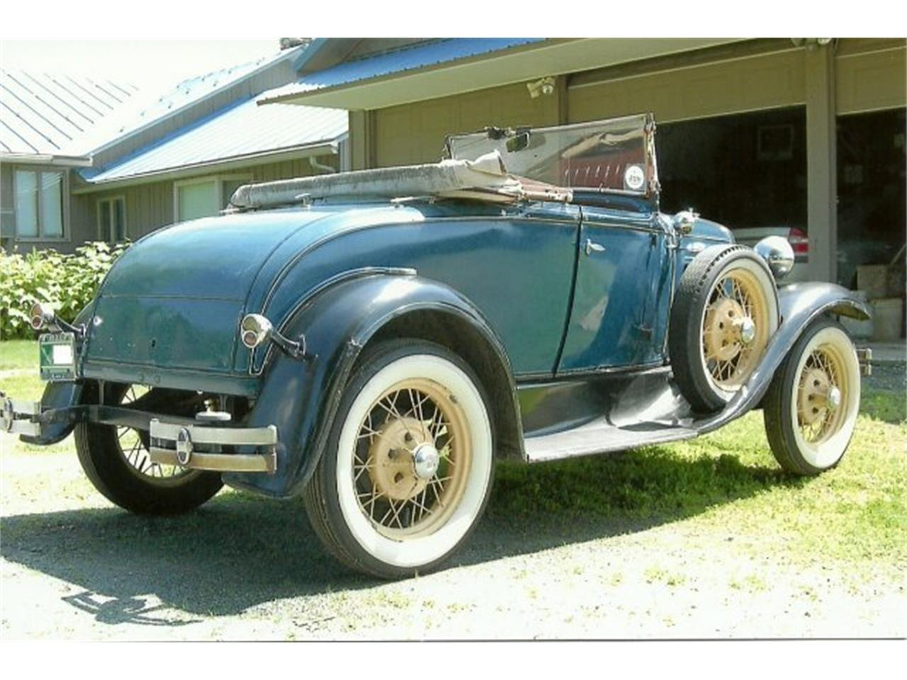 Large Picture of '31 Ford Model A - $14,900.00 Offered by CARuso Classic Cars - QL3Y
