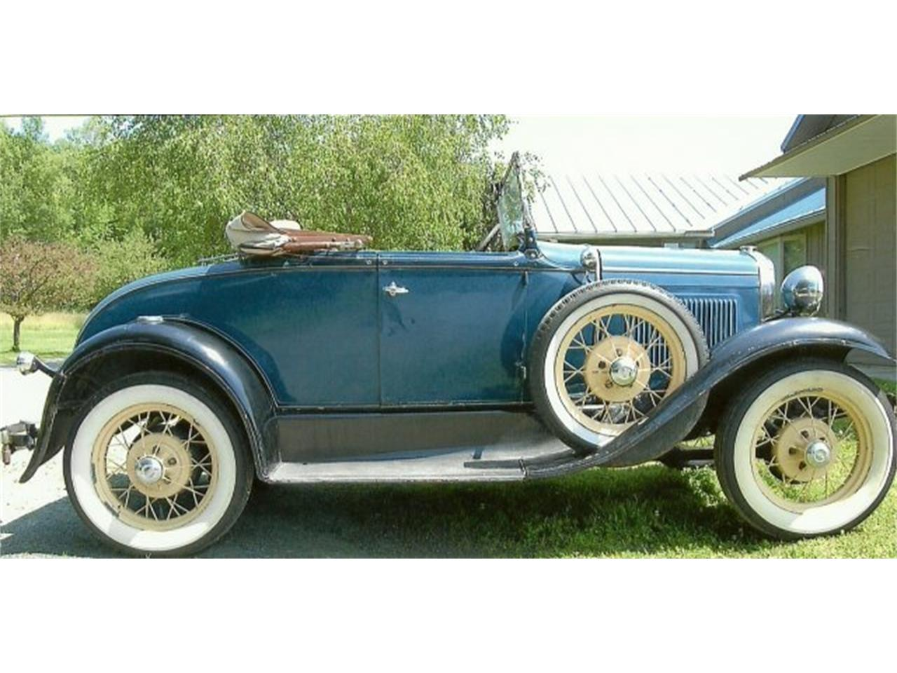 Large Picture of '31 Model A located in Hanover Massachusetts - $14,900.00 - QL3Y