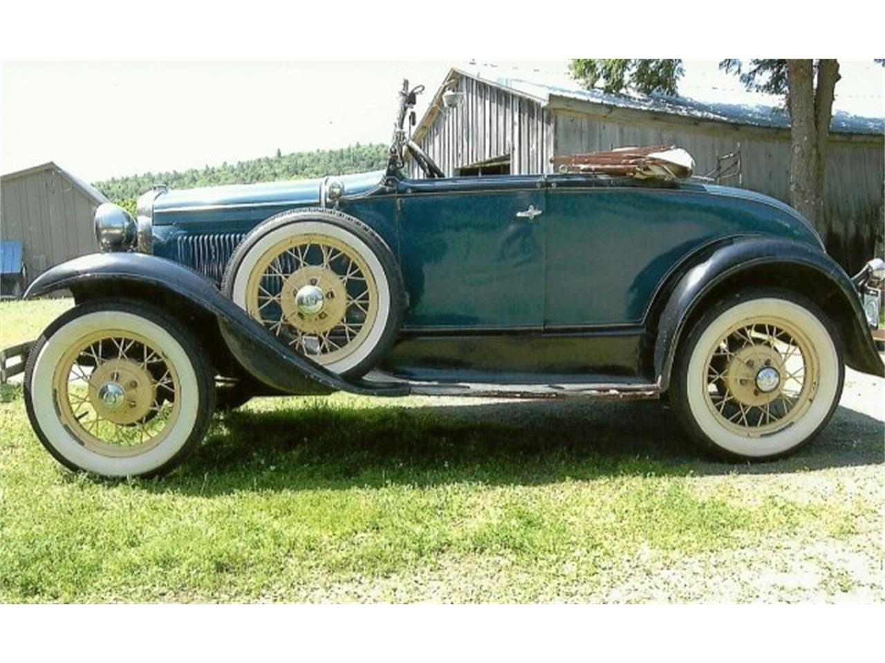 Large Picture of Classic '31 Ford Model A located in Hanover Massachusetts Offered by CARuso Classic Cars - QL3Y