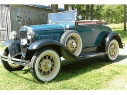 Picture of '31 Model A located in Hanover Massachusetts - $14,900.00 Offered by CARuso Classic Cars - QL3Y