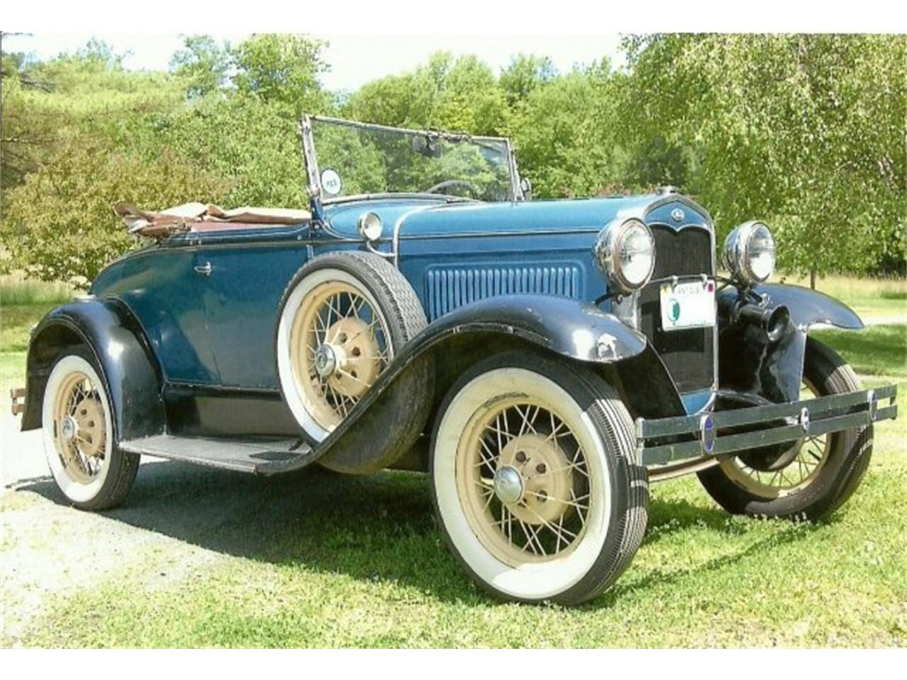 Large Picture of '31 Ford Model A located in Hanover Massachusetts - QL3Y