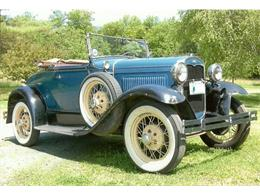 Picture of Classic 1931 Ford Model A located in Massachusetts - QL3Y