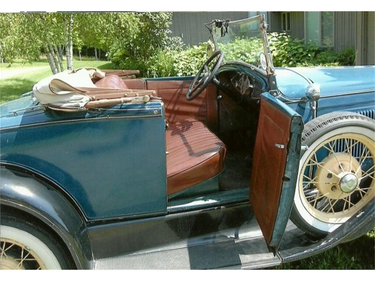 Large Picture of Classic '31 Ford Model A located in Hanover Massachusetts - $14,900.00 - QL3Y