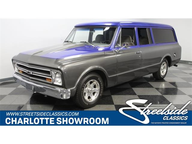 Picture of 1968 Suburban Offered by  - QO07