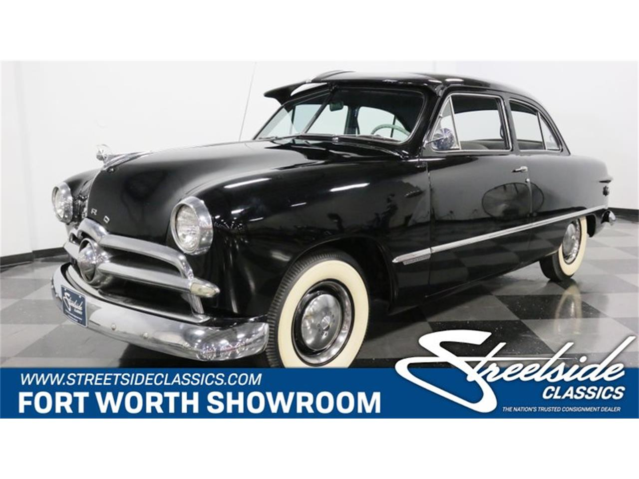 For Sale: 1949 Ford Custom in Ft Worth, Texas