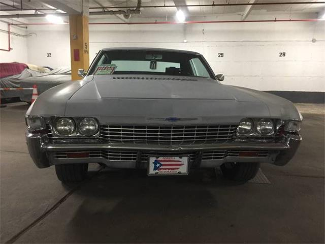 Picture of Classic 1968 Caprice located in Long Island New York - $11,500.00 Offered by  - QO10