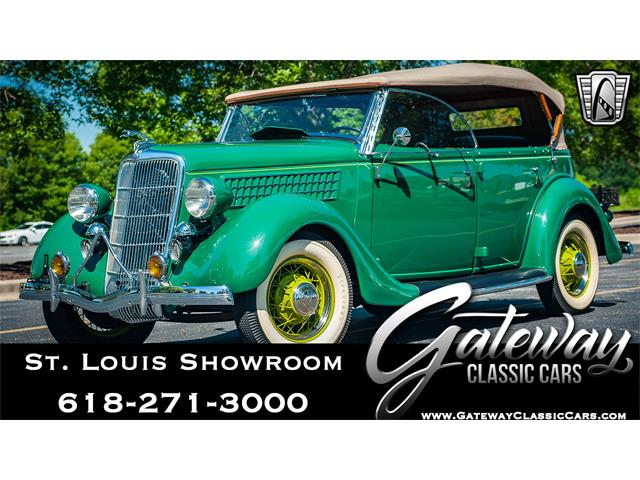 Picture of Classic 1935 Phaeton located in O'Fallon Illinois Offered by  - QO17