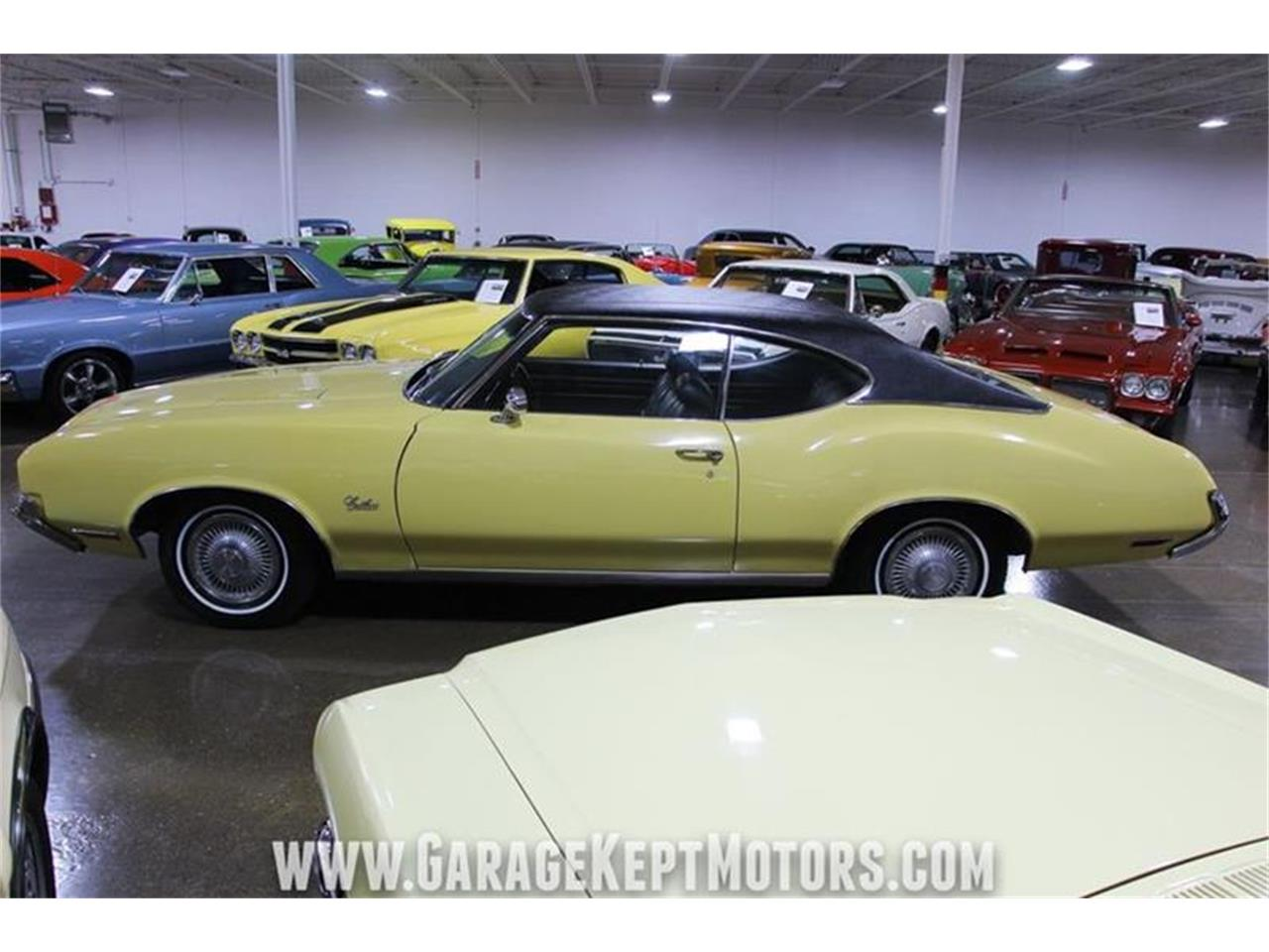 Large Picture of '72 Cutlass - QO1G