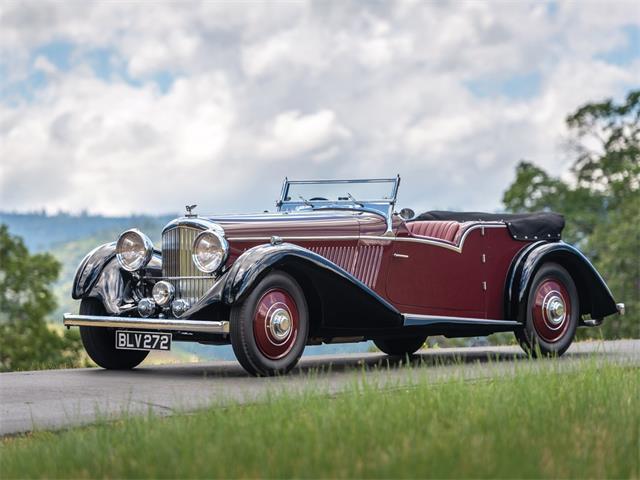 Picture of 1936 4-1/4 Litre Auction Vehicle - QO1H