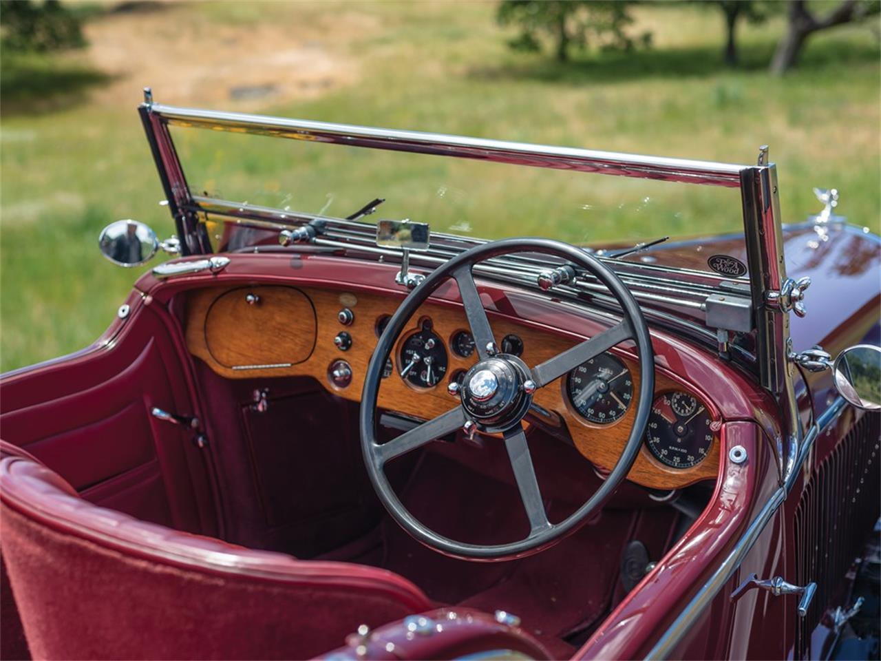 Large Picture of '36 4-1/4 Litre - QO1H