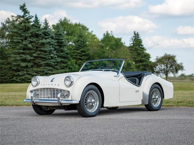 Picture of '62 TR3B - QO1Y