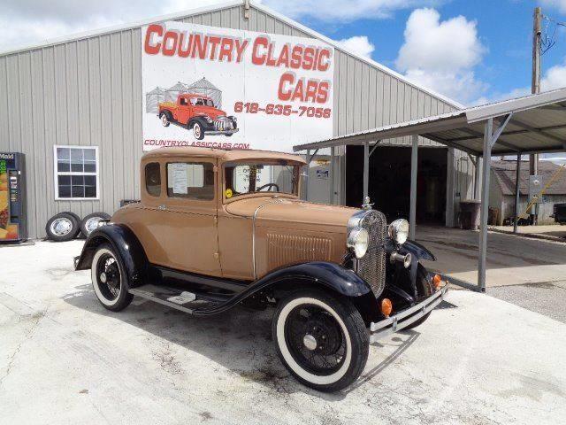 Picture of Classic '31 Ford Model A located in Staunton Illinois - QO26