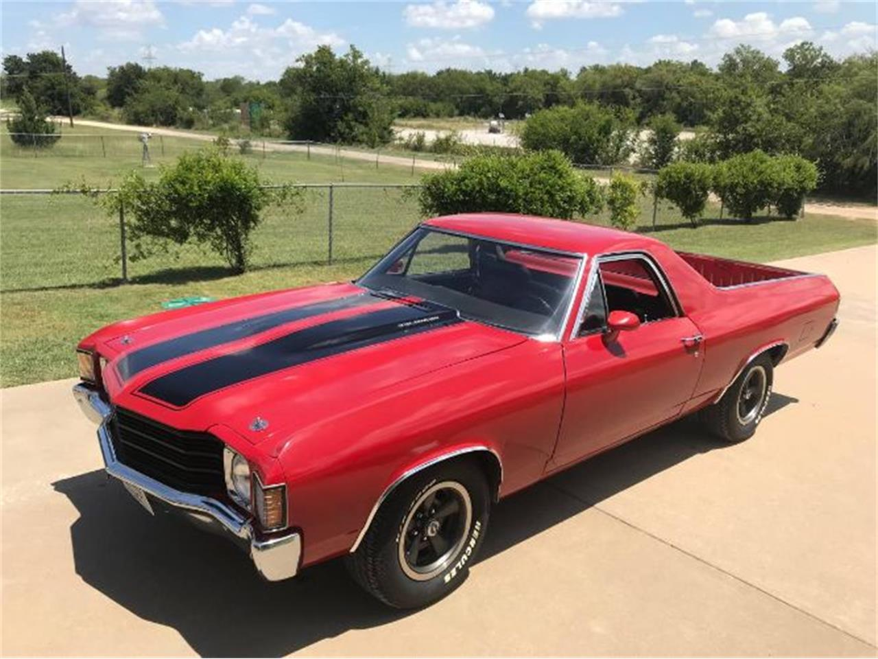 Large Picture of '72 El Camino - QO3K