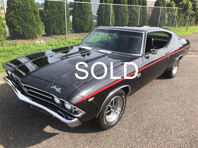 Picture of Classic '69 Chevrolet Chevelle located in Connecticut - QO4P