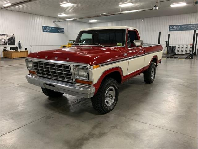 Picture of 1978 F150 located in Holland  Michigan - $29,900.00 - QO5T