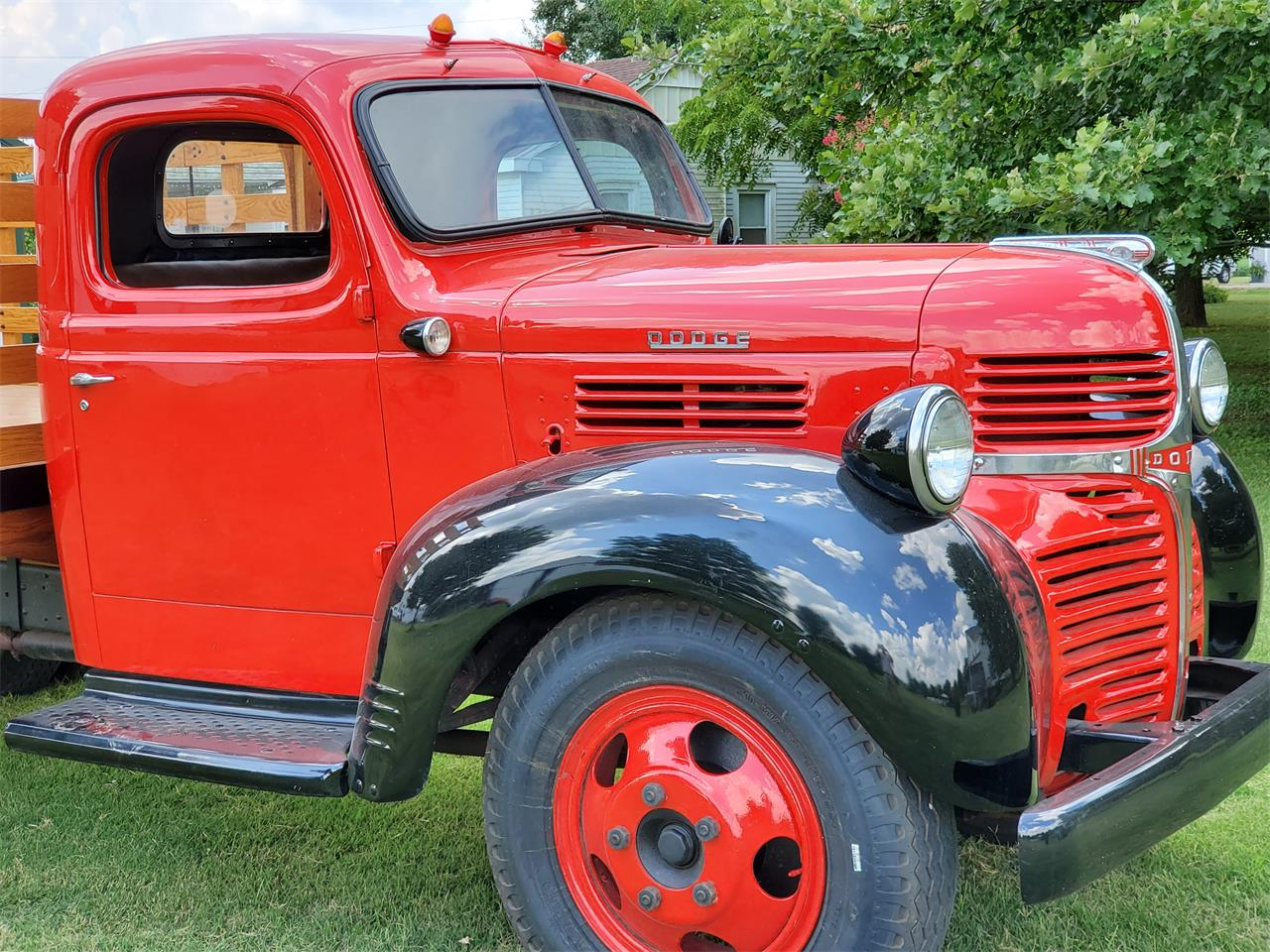 Large Picture of '46 Dodge 1 Ton Pickup located in Hopkinsville Kentucky Offered by a Private Seller - QO6R