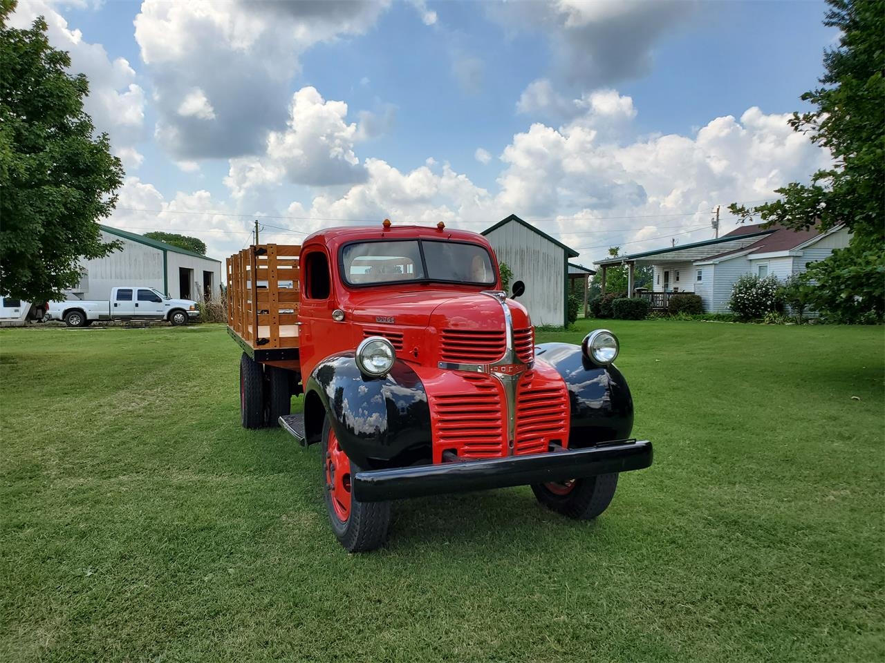 Large Picture of '46 Dodge 1 Ton Pickup - $31,500.00 Offered by a Private Seller - QO6R