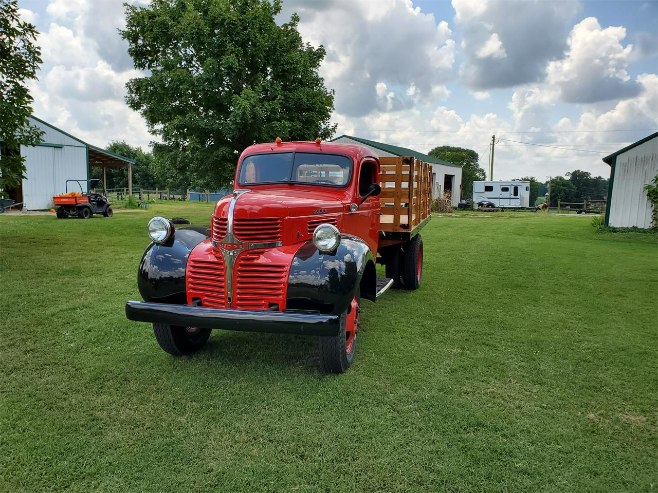 Large Picture of Classic '46 Dodge 1 Ton Pickup located in Hopkinsville Kentucky - QO6R