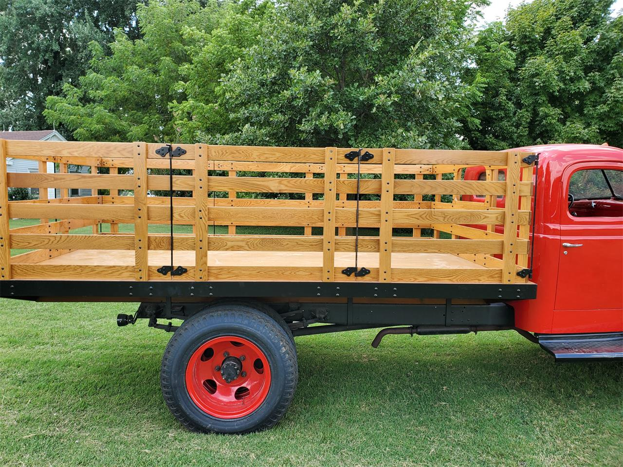 Large Picture of Classic '46 1 Ton Pickup located in Kentucky Offered by a Private Seller - QO6R