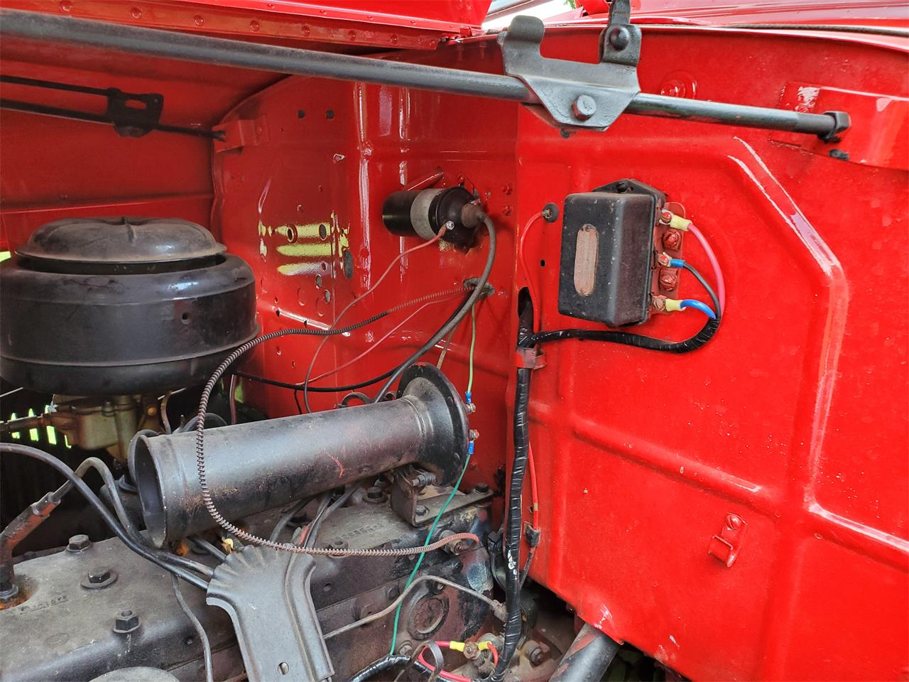 Large Picture of Classic '46 1 Ton Pickup - $31,500.00 - QO6R