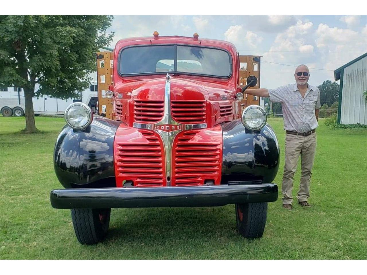 Large Picture of Classic '46 Dodge 1 Ton Pickup Offered by a Private Seller - QO6R