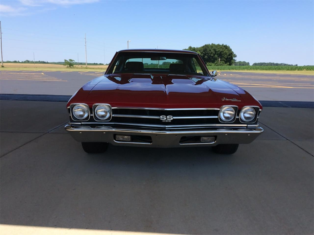 Large Picture of '69 Chevelle - QO6Z