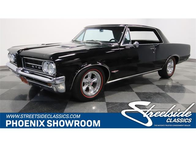 1964 Pontiac GTO for Sale on ClassicCars com on ClassicCars com