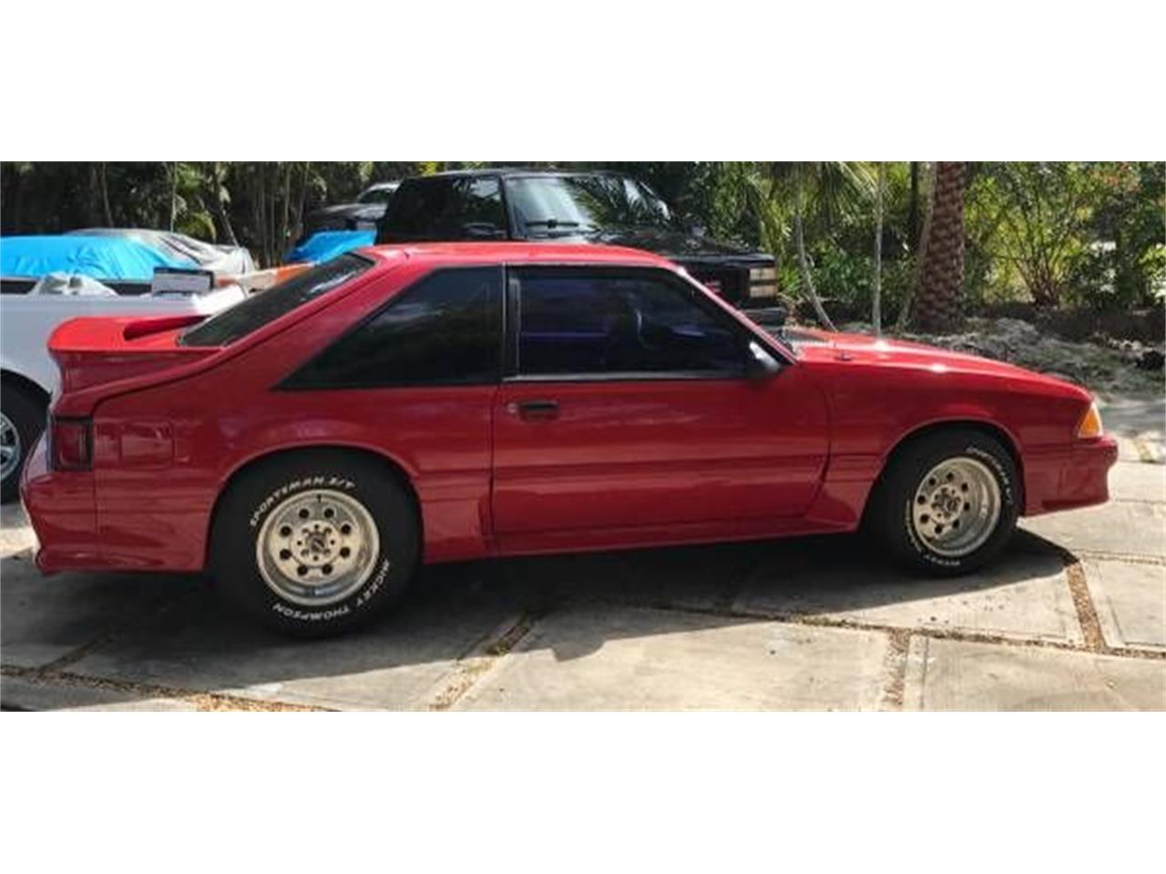 Large Picture of '92 Mustang - QL4S