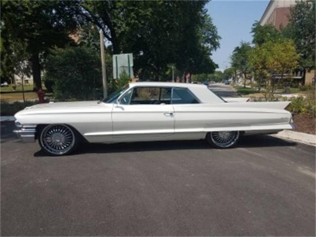 Picture of '62 Coupe DeVille - QO83