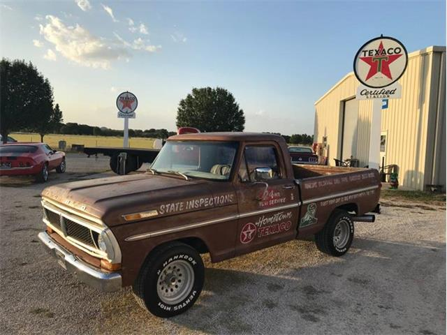 Picture of '72 F100 - QO8K