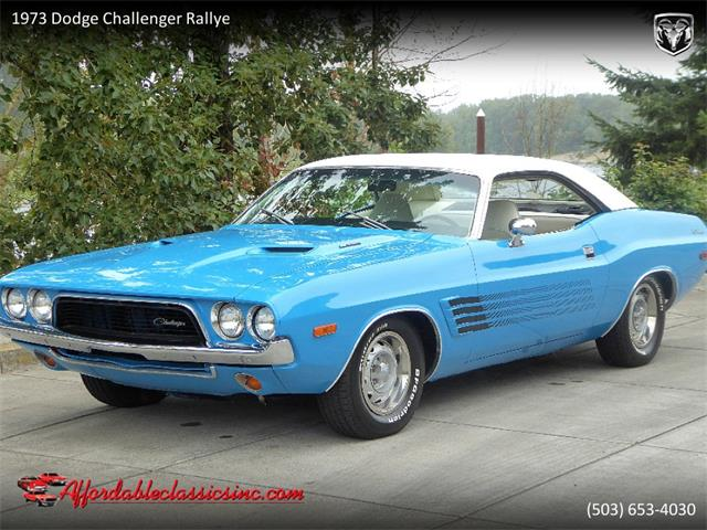Picture of Classic 1973 Dodge Challenger Offered by  - QO8V
