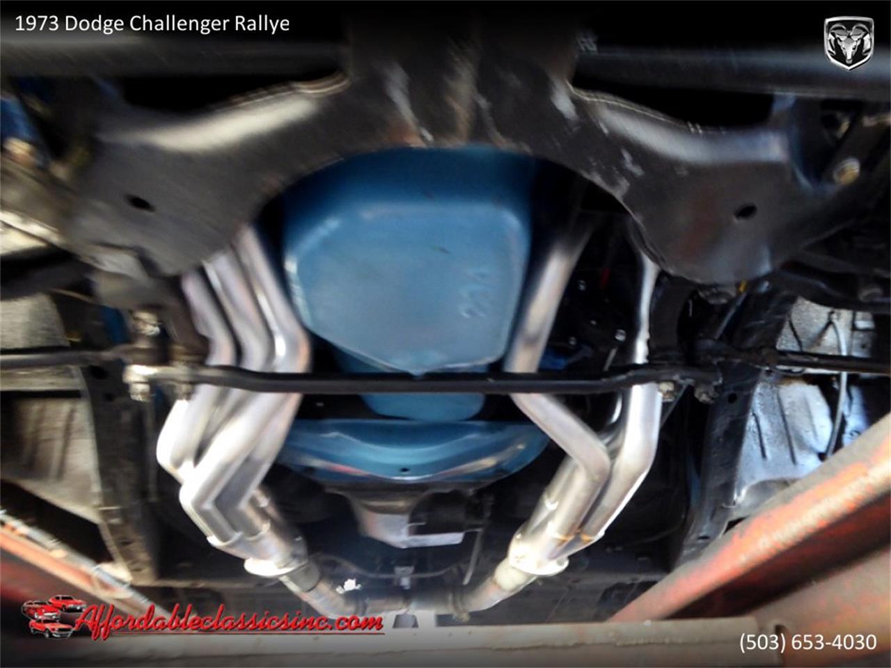 Large Picture of '73 Challenger - QO8V