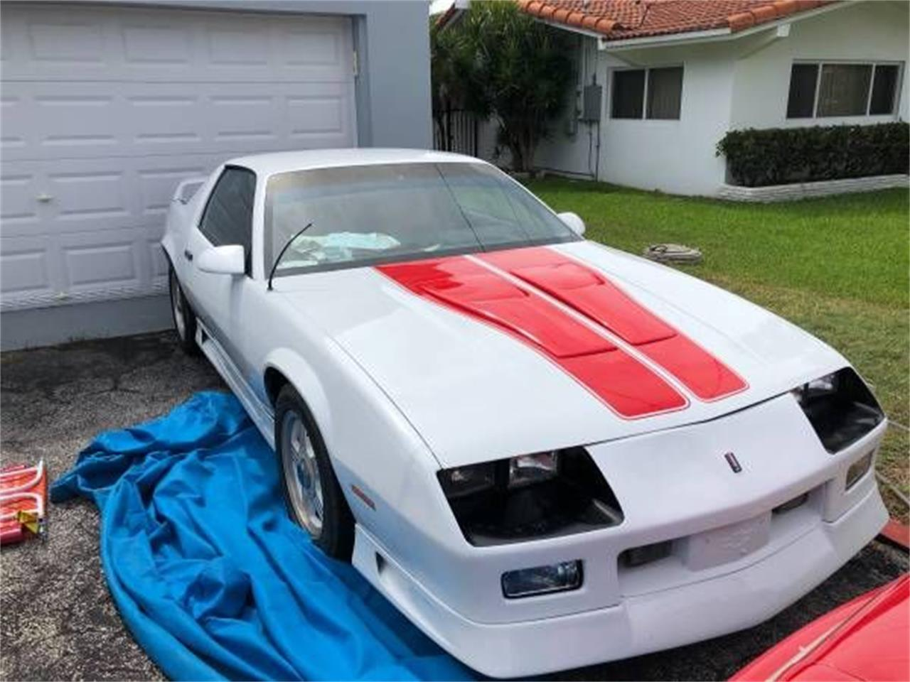 Large Picture of 1991 Chevrolet Camaro - QL4W