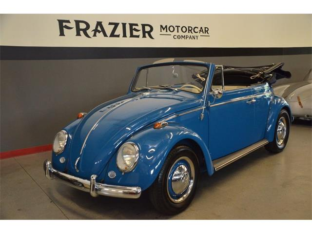 Picture of '66 Beetle - QO94