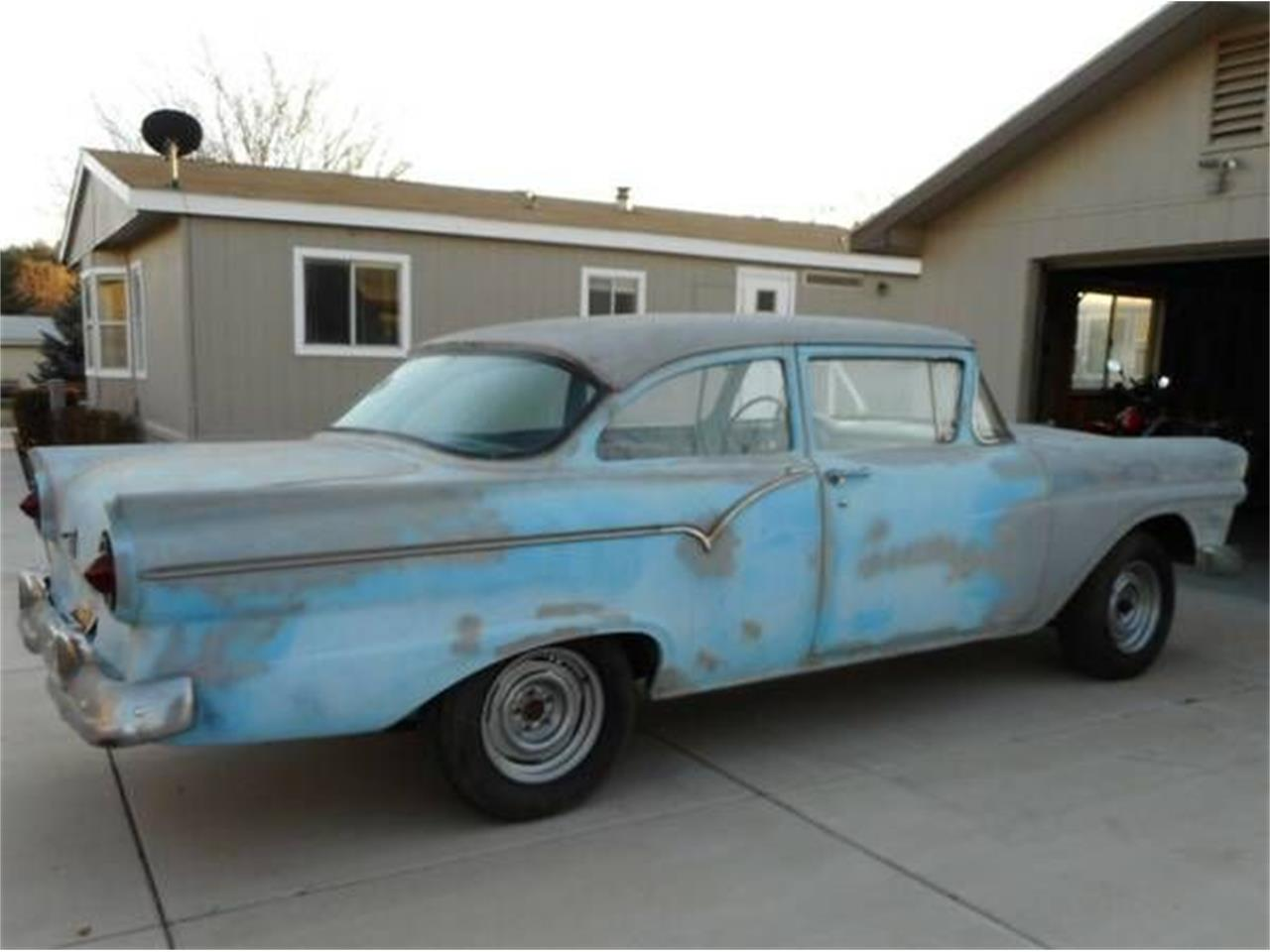 Large Picture of Classic 1957 Ford Custom - $9,995.00 Offered by Classic Car Deals - QL50