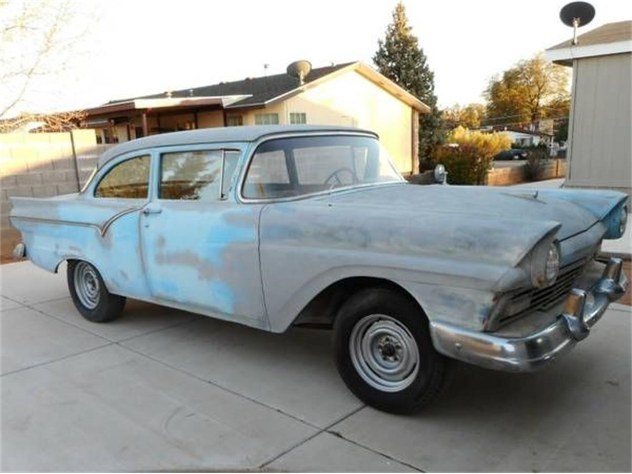 Large Picture of Classic '57 Custom - $9,995.00 Offered by Classic Car Deals - QL50