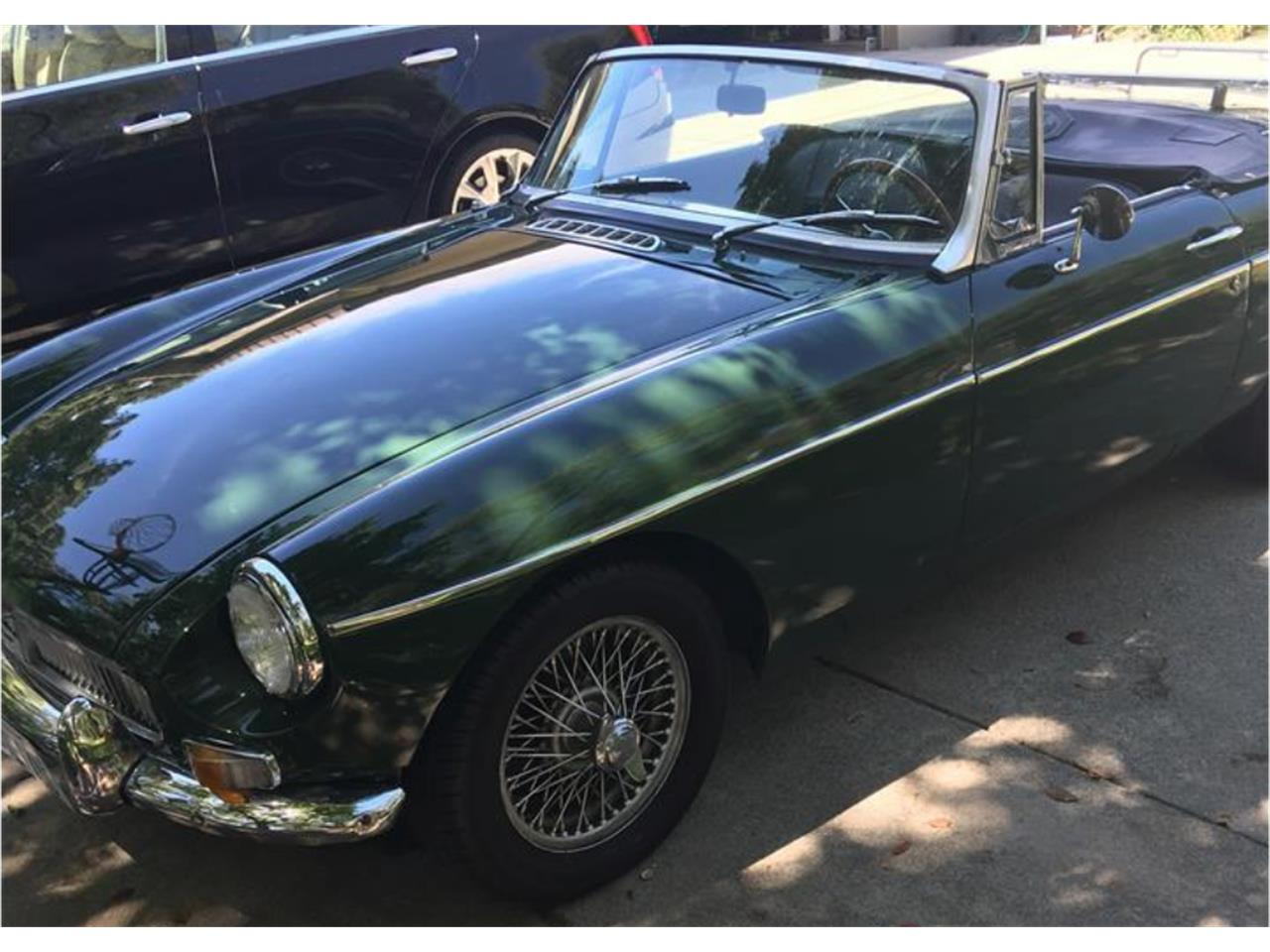 Large Picture of '66 MGB - QL51