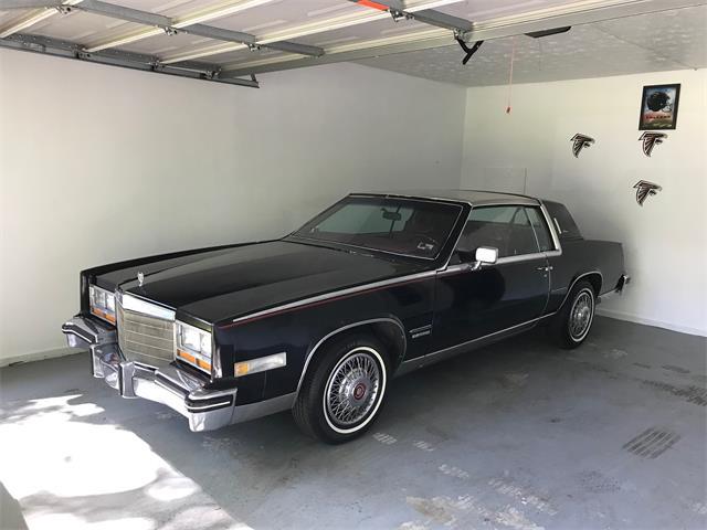 Picture of 1981 Cadillac Eldorado Biarritz located in Snellville Georgia - $20,000.00 - QOAF