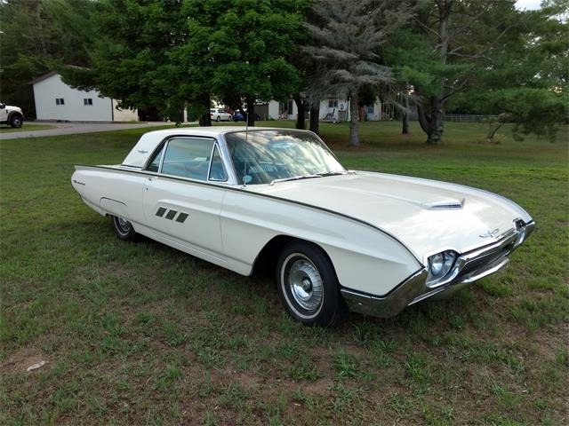 Picture of '63 Thunderbird - QL52