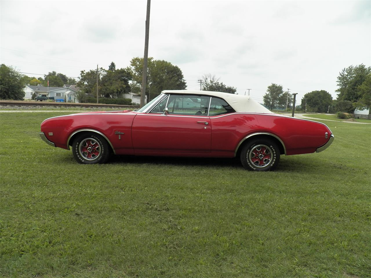 Large Picture of '68 Cutlass - QOB1