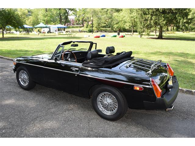 Picture of '79 MGB - QOB5