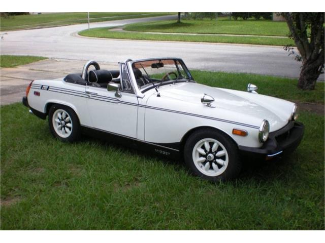 Picture of '77 Midget - $7,500.00 Offered by a Private Seller - QOB6