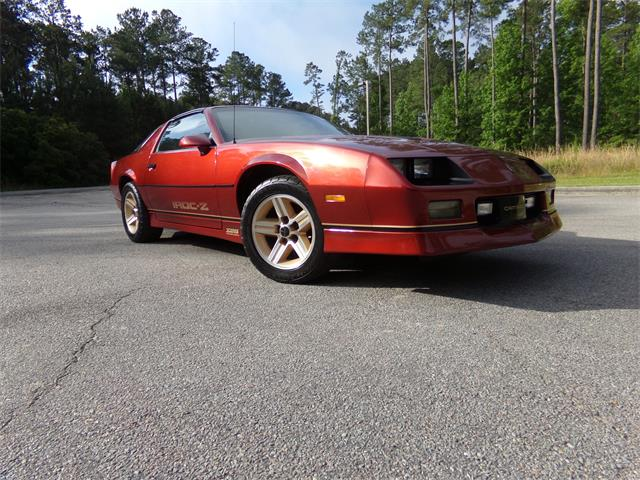 1986 Chevrolet Camaro for Sale on ClassicCars com on
