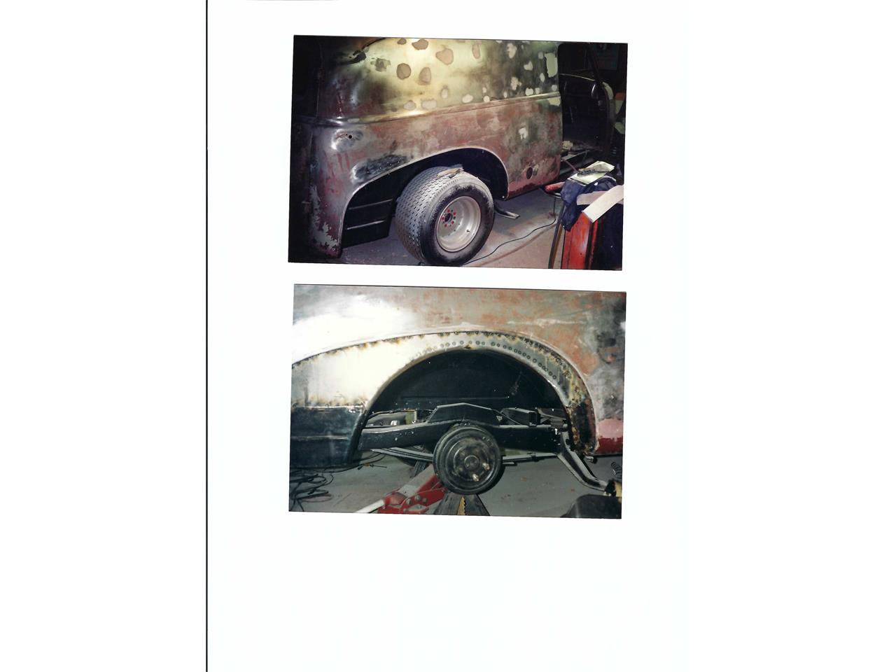 Large Picture of '54 Panel Truck - QOBI