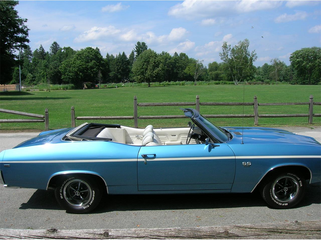 For Sale: 1969 Chevrolet Chevelle SS in Nashua, New Hampshire
