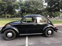 Picture of Classic '72 Volkswagen Beetle located in Austin Texas - $13,500.00 - QOBX